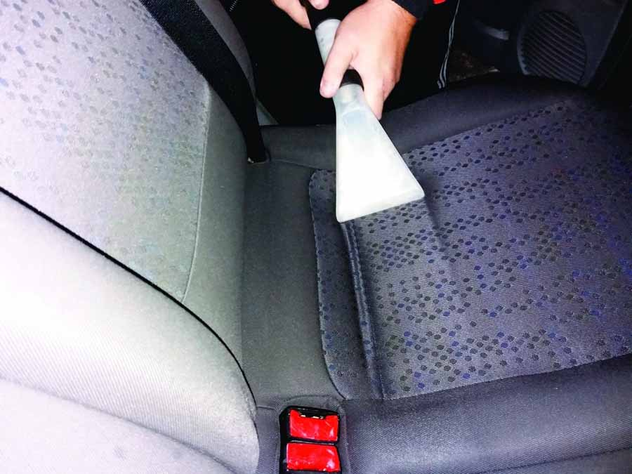 limpieza tapiz automotriz